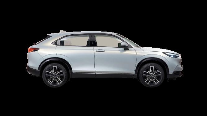 Honda Hr-v Hybrid Landing Page Dealer On Fire